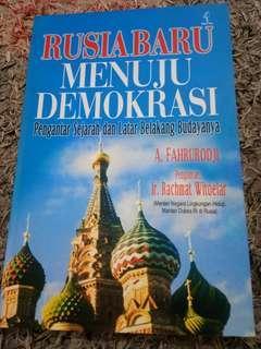 Rusia baru menuju demokrasi