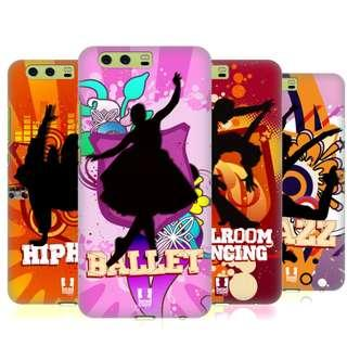 HUAWEI PHONES HEAD CASE DESIGNS JUST DANCE HARD BACK CASE