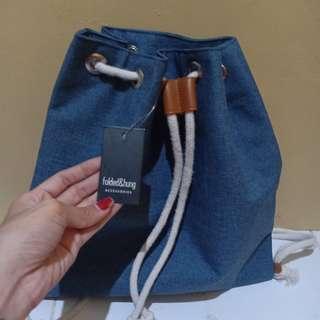 Brand new f&h drawstring bag