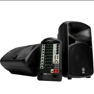 Yamaha 600i音響 (不含腳架