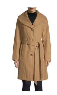 Beige Coat - London Fog