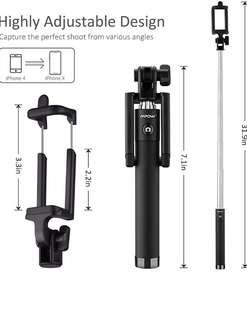MPOW MBT12H Monopod with Bluetooth