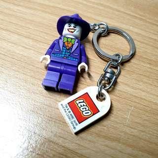 Joker Lego Keychain