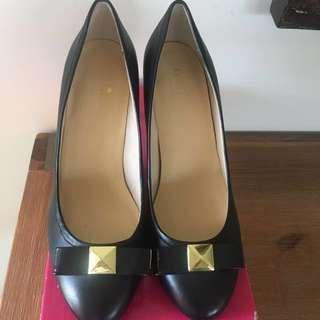 Kate Spade shoes Black Heels Size 8