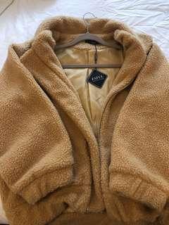 Zaful Teddy Bear coat Large