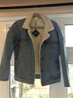 New Zaful Jean jacket Large