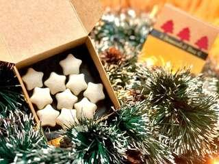🚚 Scent 005 Christmas Morning Scented Wax Melts Kraft Gift Box