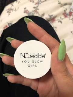 INC.redible You Glow Girl Jelly