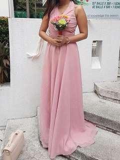 Used once - Bridesmaid Dress