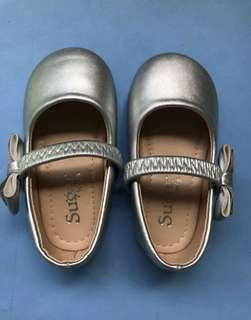 Sugarkids silver shoes