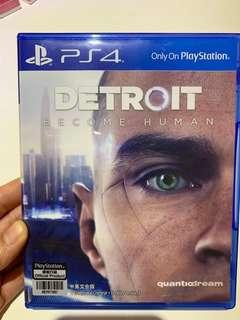 PS4大作 《底特律:變人》Detroit: Become Human