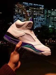 """Air Jordan 5 """"Fresh Prince"""" NRG"""