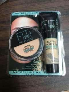 Maybelline Set