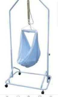 Movable yaolan baby Swing