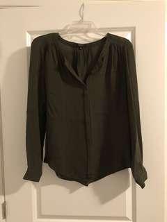 Babaton blouse - size small