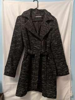 Wool Trench Coat (Suzy Shier)