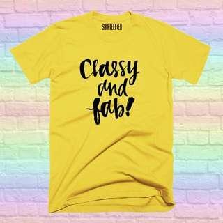 Classy & Fab Shirt