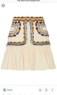 Isabel Marant skirt, NWT, size 34, Aus 6-8