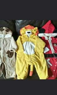 Style outfit for baby for new born to 6m