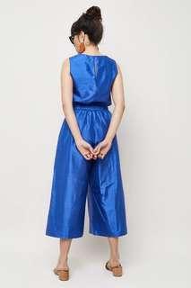 Gorman - 100% Silk - Dalia Skort / Culottes / Pants - Size 8