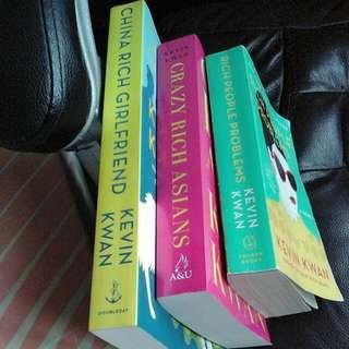 Kevin Kwan (3 Popular Books)