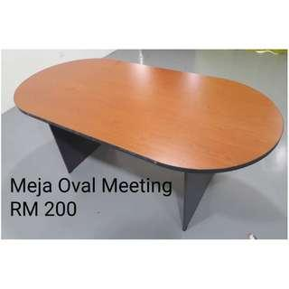 Meja meeting - Meja Pejabat - Office Table