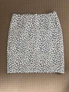 Marcs Leopard Skirt