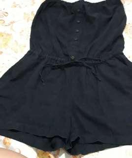 Ecku black jumpsuit