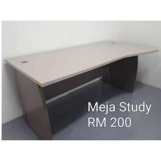 Study Table - Meja Study - Meja Pejabat