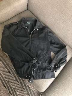 Paul Smith - men's jacket - faded black size small