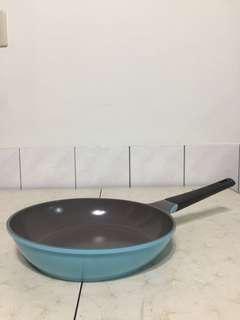 (韓國NEOFLAM)28cm陶瓷不沾平底鍋(運費我來出)