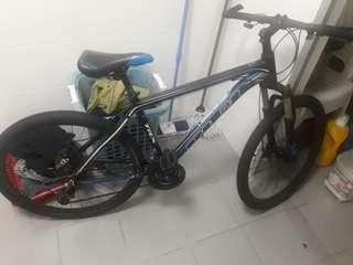 Trx mountain bike