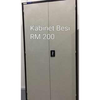 Office File Cabinet (steel) - Kabinet File Pejabat (Besi)