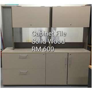 Cabinet Solid wood - Kabinet - Home or Office Used