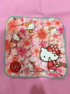 Hello Kitty小方巾