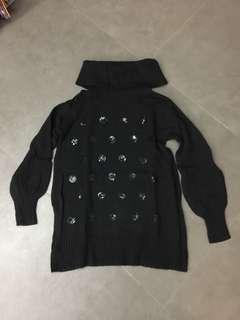 Black 冷衫