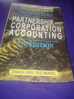 REPRICE!!!! Partnership and Corporation Accounting