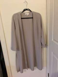 Ash Lilac Duster