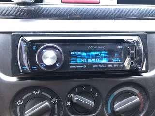 Car Audio pioneer