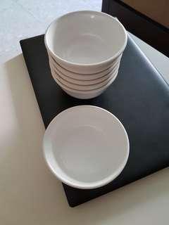 Rice/soup bowls(6)