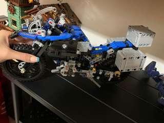 Lego電單車