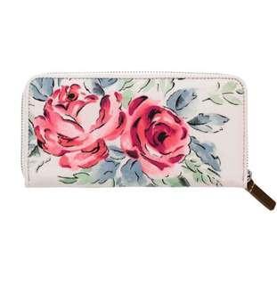 Cath Kidston Birthday Rose Wallet