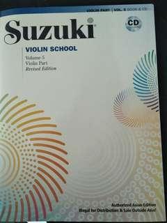 Suzuki volume 5