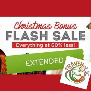 XMAS SALE EXTENDED!!!
