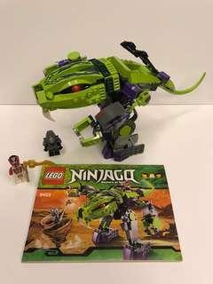 Lego Ninjago model 9455