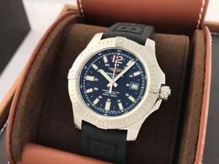 ORIGINAL NEW IN BOX BREITLING COLT AUTOMATIC 44 MM