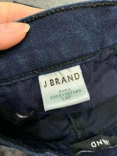 JBrand skinny jeans size 25