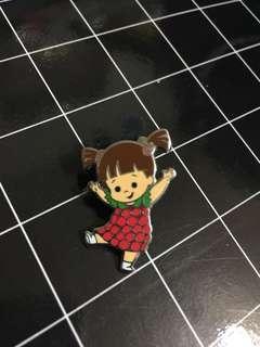 Disney game pin boo 襟章