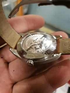 omega anti magnetic watch