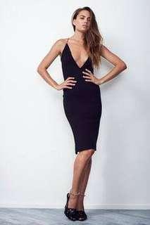 HIRE: Maurie and Eve black bodycon